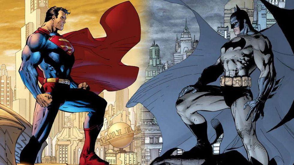 'Batman vs Superman': a batalha dos ícones.