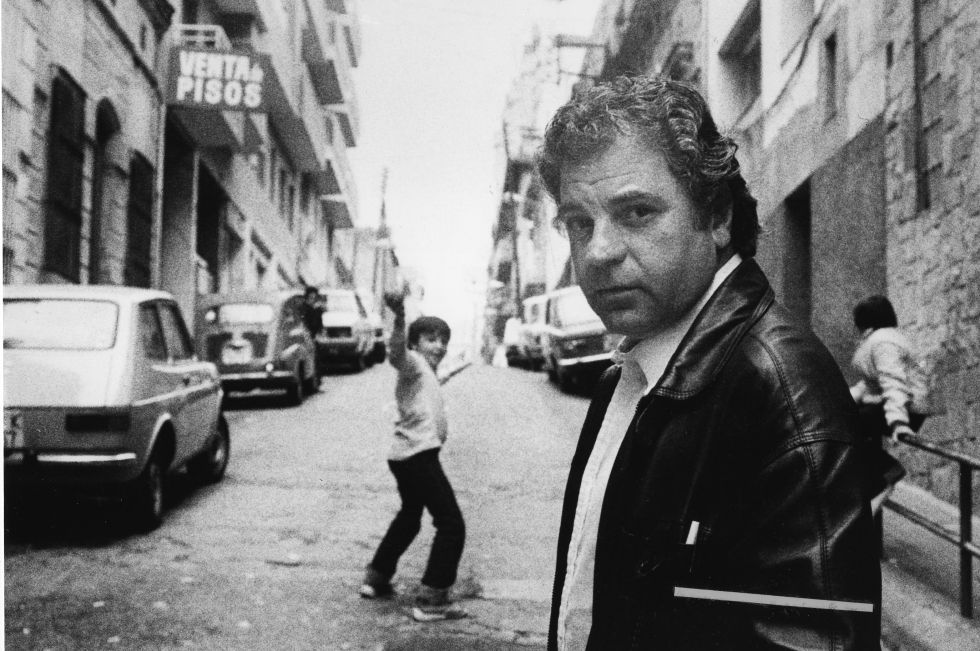 Juan Marsé, en Barcelona en 1982.
