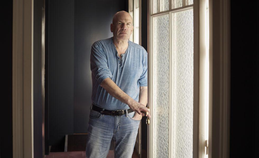 El guionista David Simon.