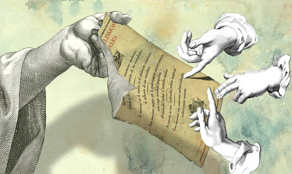 Ilustración de Fernando Vicente.
