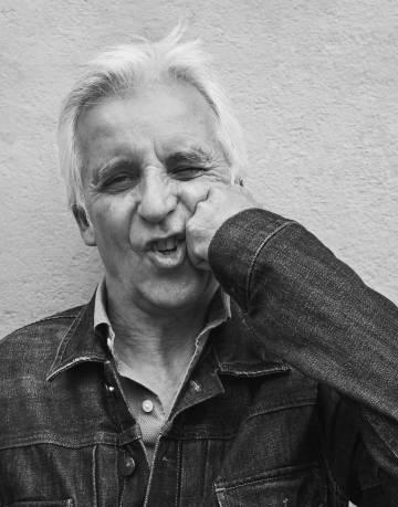 El músico Kiko Veneno.