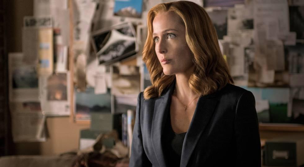 ¿Puede Gillian Anderson ser el nuevo James Bond?