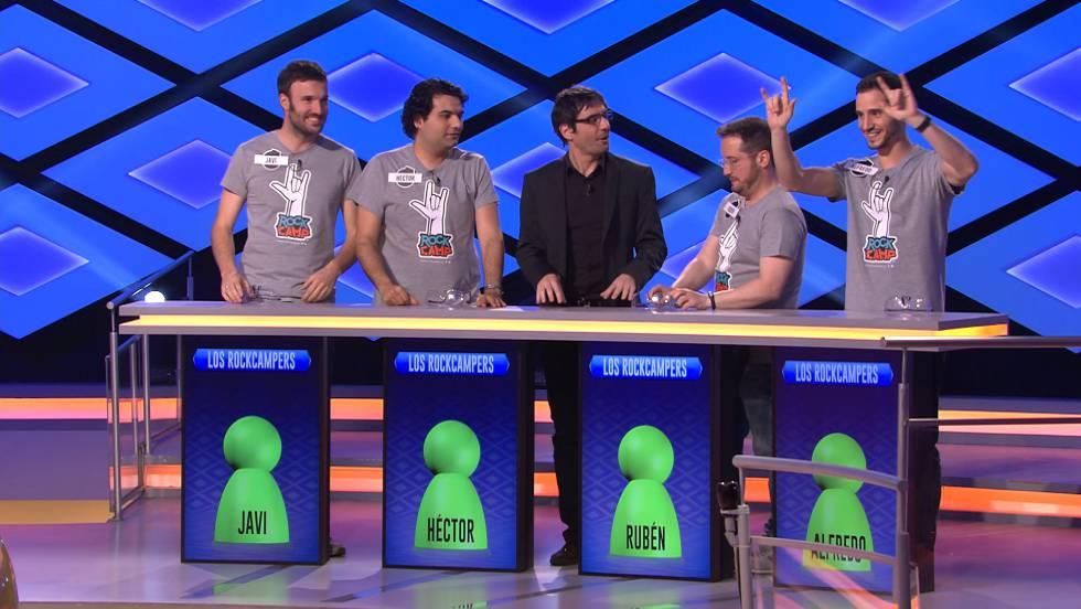 Concurso en la tv culonas y piernonas - 2 5