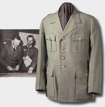 Calzoncillos de g ring y calcetines de hitler a subasta en m nich cultura el pa s - La casa del nazi ...