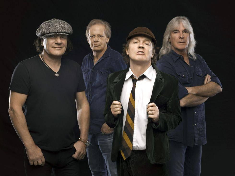 AC/DC se desmorona con la salida ahora de su bajista