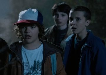 'Stranger Things', aventuras nostálgicas y sobrenaturales