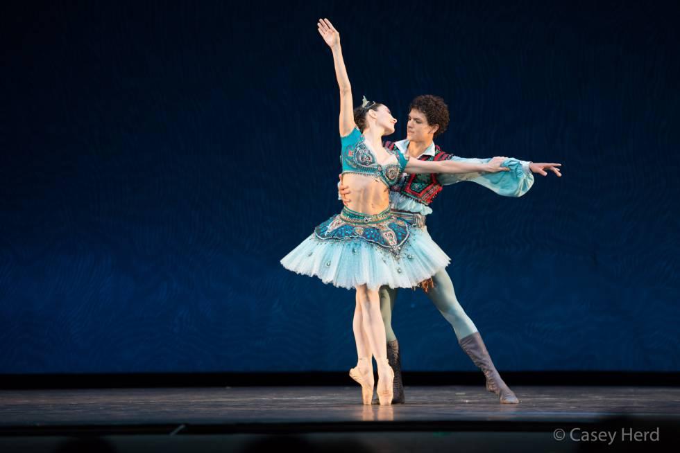el bailarín isaac hernández sitúa a méxico en la cima mundial de la