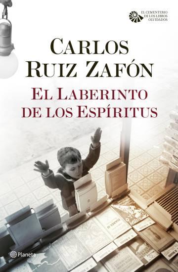 Carlos Ruiz Zafón publicará el desenlace de la saga de \'El ...