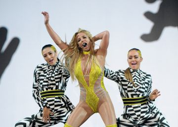 Britney Spears se une a la revolución 'streaming'