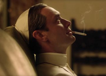 Jude Law protagoniza 'The Young Pope', de Sorrentino.