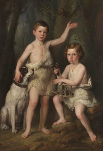 d4e67e590 El Prado se abre a los niños del Romanticismo español