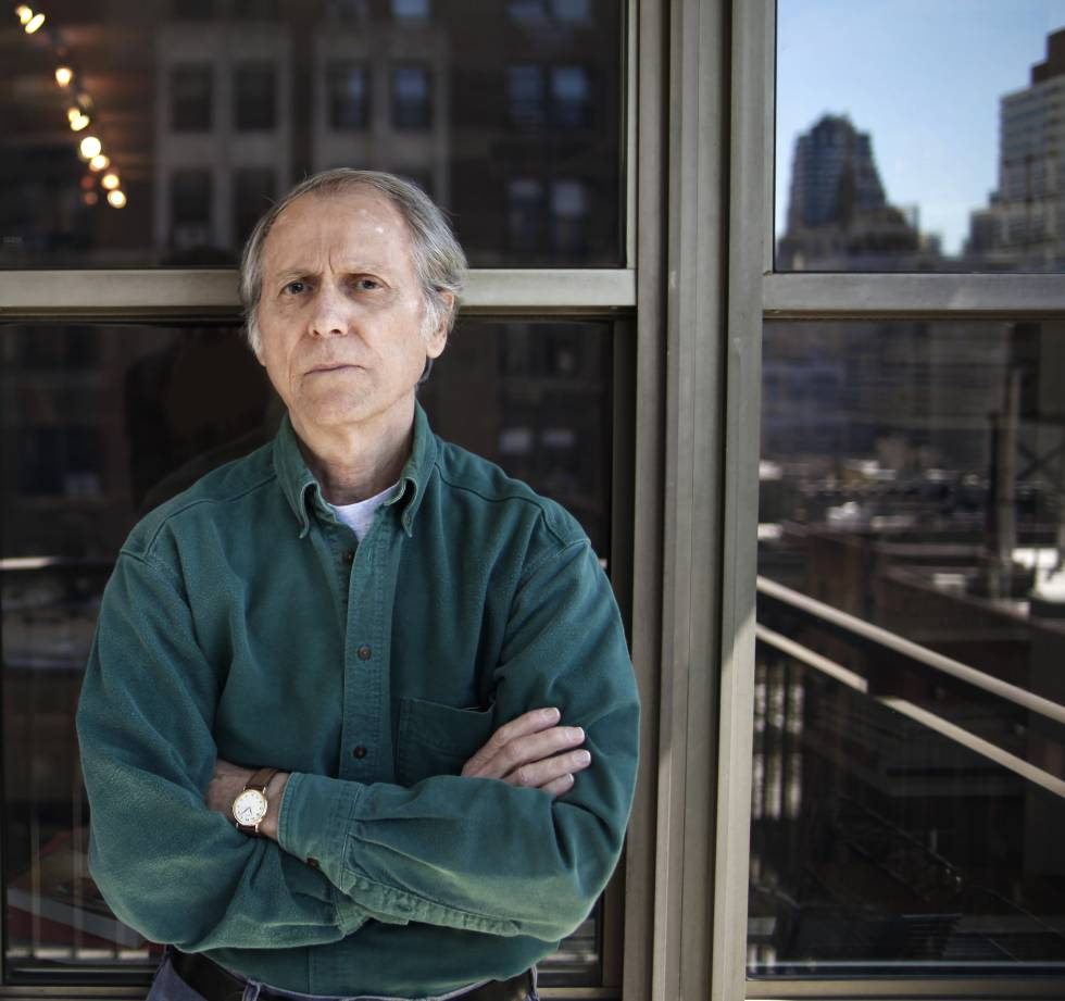 Don DeLillo, en Nueva York.