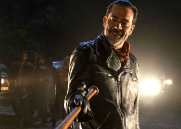Negan sacude 'The Walking Dead'
