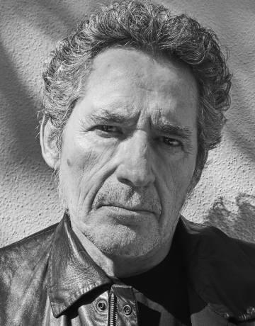 El rockero granadino Miguel Ríos.