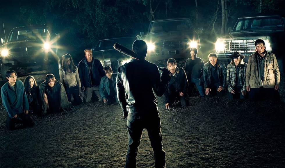 7x01: \'The Walking Dead\': Dónde y cuándo ver el estreno de la ...