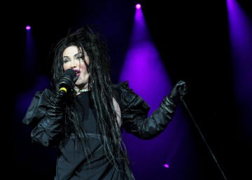 Muere Pete Burns, el cantante de Dead or Alive