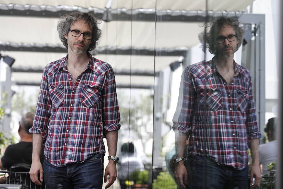 El pianista James Rhodes, retratado en Madrid.