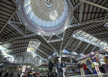 El espectacular modernismo del Mercado Central cumple 100 años