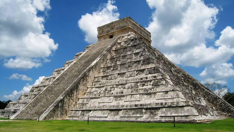 Hallada una enigmática pirámide oculta en el interior del templo de Kukulcán