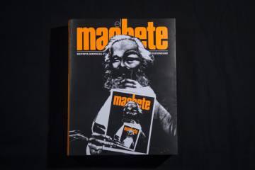 Portada de la edición facsímil de  El Machete . 5d0e57b34f0