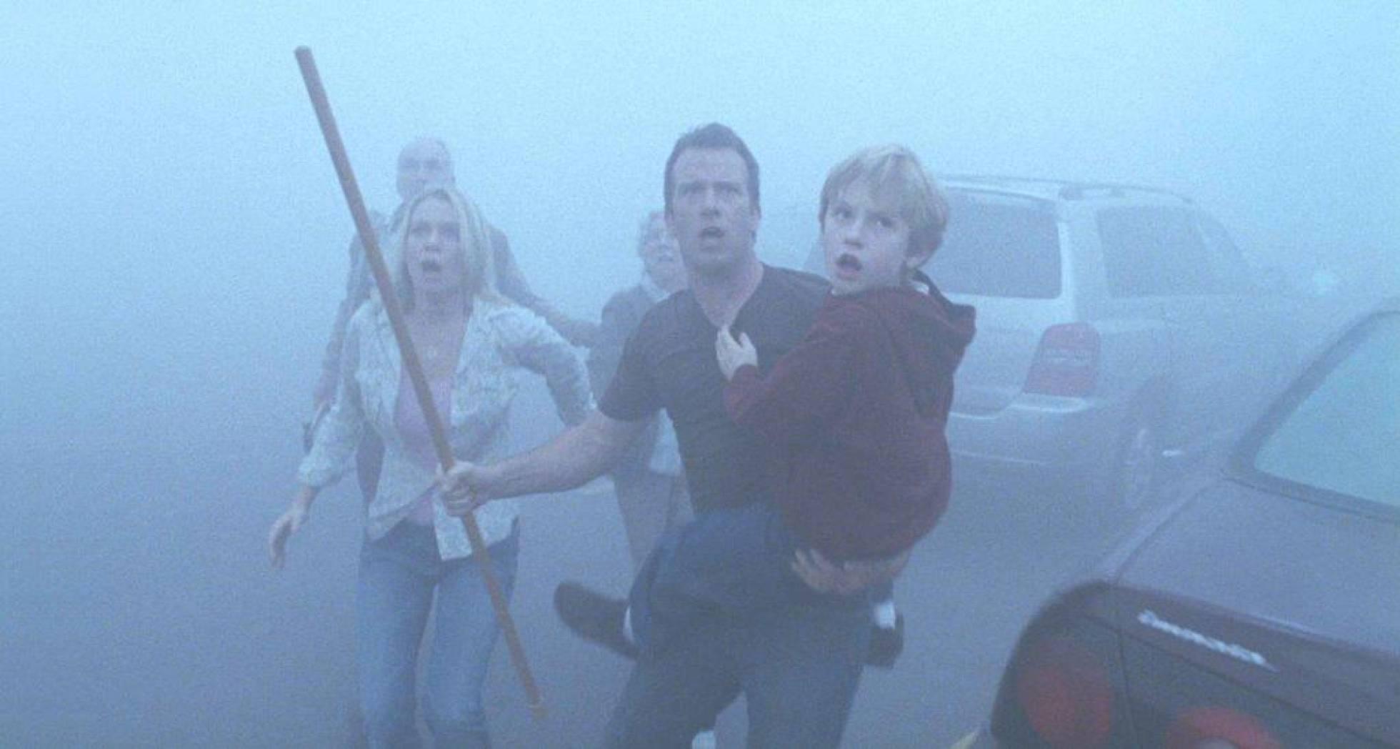 Personajes principales de The Mist