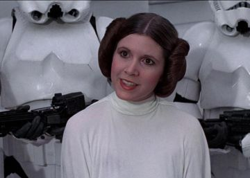 Disney no resucitará digitalmente a Carrie Fisher para la saga de 'Star Wars'