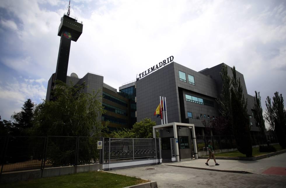 Telemadrid prevé devolver 9 millones de euros a la Comunidad