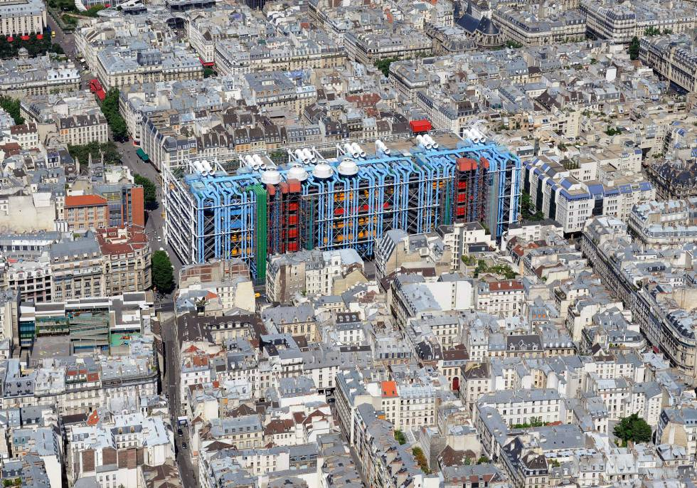 Museo Pompidou.Pompidou Center After Malaga And Brussels Pompidou Center Mulls
