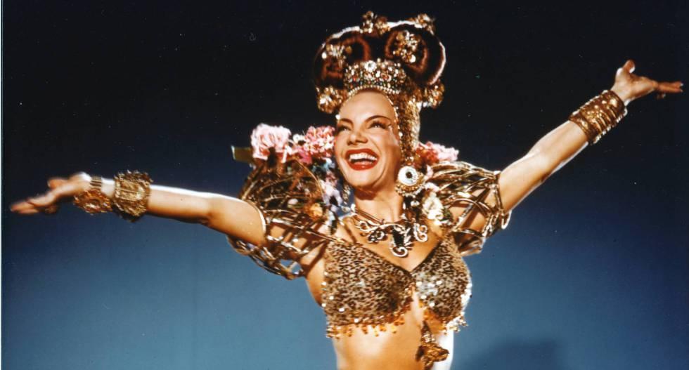 d0d452c8fbd5b Carmen Miranda, a cantora que é uma marca brasileira no mundo ...