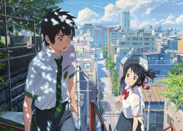 Tráiler de 'Your name' en primicia