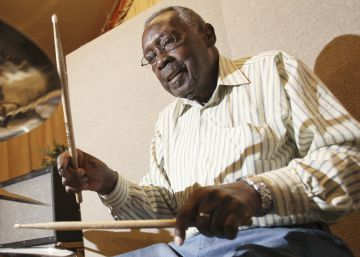 Muere Clyde Stubblefield, baterista de James Brown