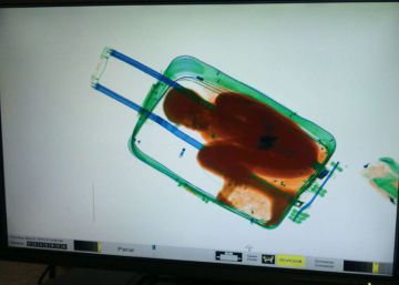 What became of Adou, the boy found in a suitcase at the Spanish border?