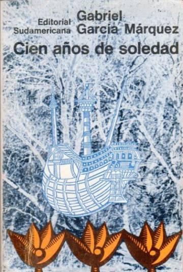 La primera edición de 'Cien años de soledad'.