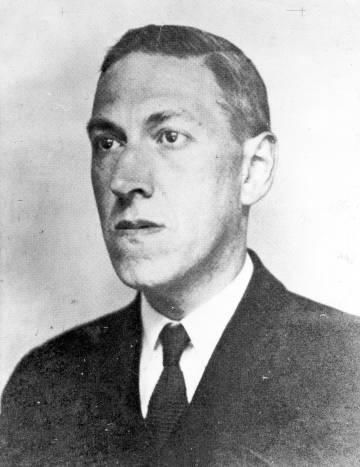 Howard Phillips Lovecraft.