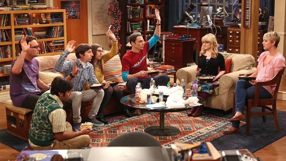 'The Big Bang Theory' se asegura su existencia durante otros dos años