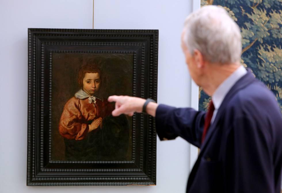 """1491240148 452039 1491247162 noticia normal - ¿Quién compra un """"supuesto"""" Velázquez por 8 millones de euros?"""