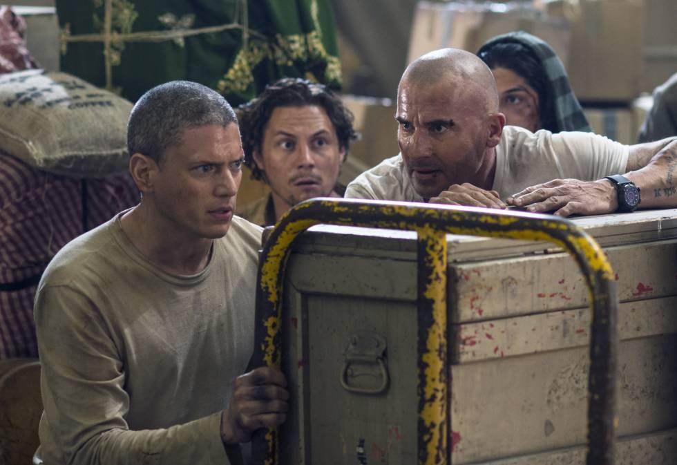 La nueva condena de \'Prison Break\'   Televisión   EL PAÍS
