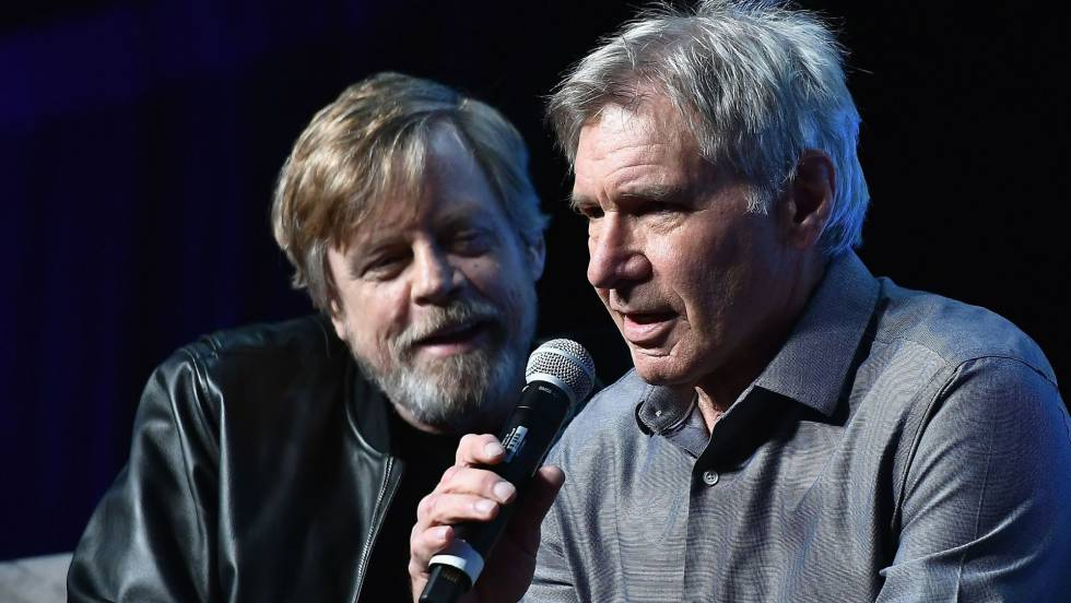 Vídeo: Ford abraça George Lucas