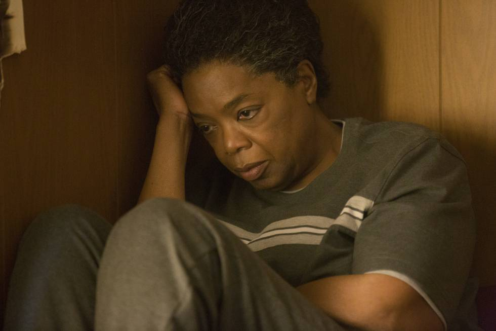 Oprah Winfreu em 'A Vida Imortal de Henrietta Lacks'