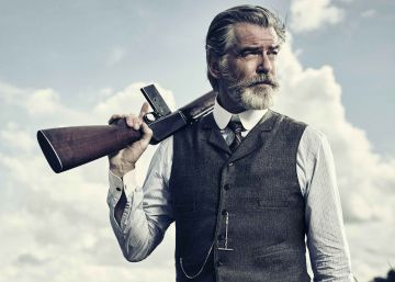 'The Son': Pierce Brosnan se pone el sombrero de vaquero