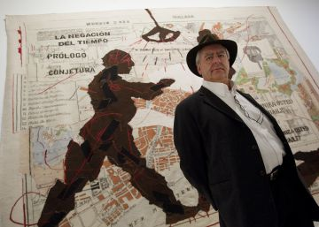 El artista sudafricano William Kentridge, premio Princesa de Asturias de las Artes