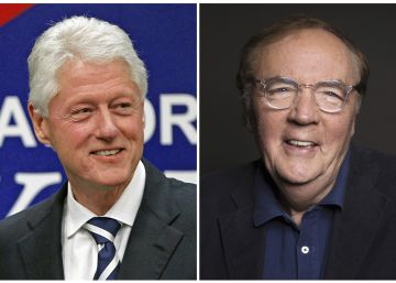 Bill Clinton y James Patterson publicarán una novela de suspense
