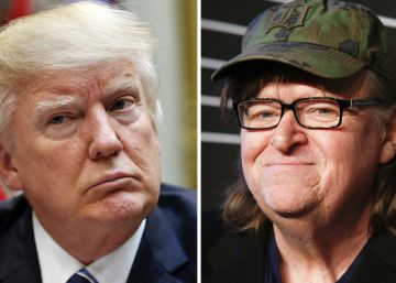 Michael Moore prepara un nuevo documental sobre Donald Trump