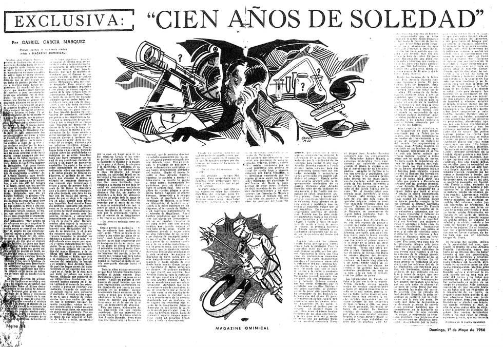 Los Siete Capítulos Olvidados De Cien Años De Soledad Cultura El País
