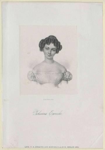 Johanna Eunicke.