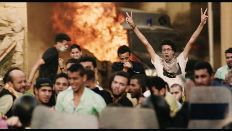 La película que encendió Egipto