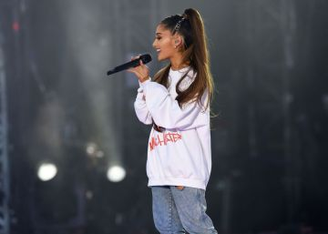 Amid tight security, Ariana Grande plays to crowd of 12,000 in Barcelona