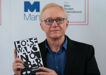 David Grossman gana el Man Booker