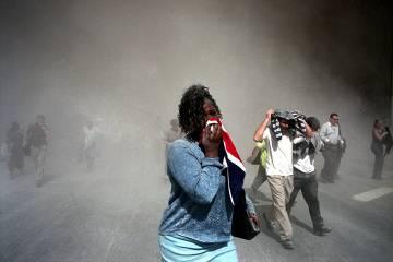 11 de setembro de 2001, em Nova York