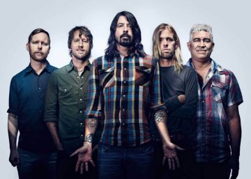 Foo Fighters volverá en septiembre con 'Concrete and Gold', su noveno disco